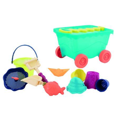 B.toys Strandspielzeug mit Wagen