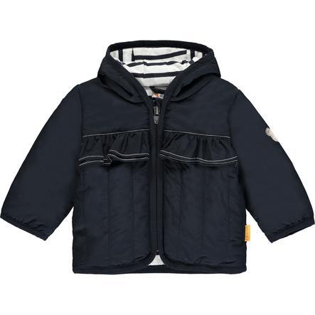 Steiff jakke marineblå