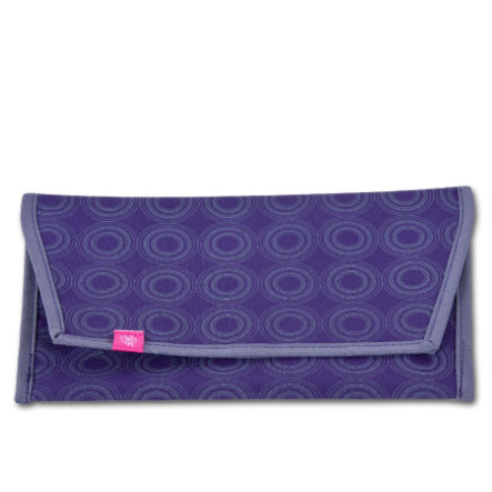 LÄSSIG Casual Nappy Bag dark purple/ash