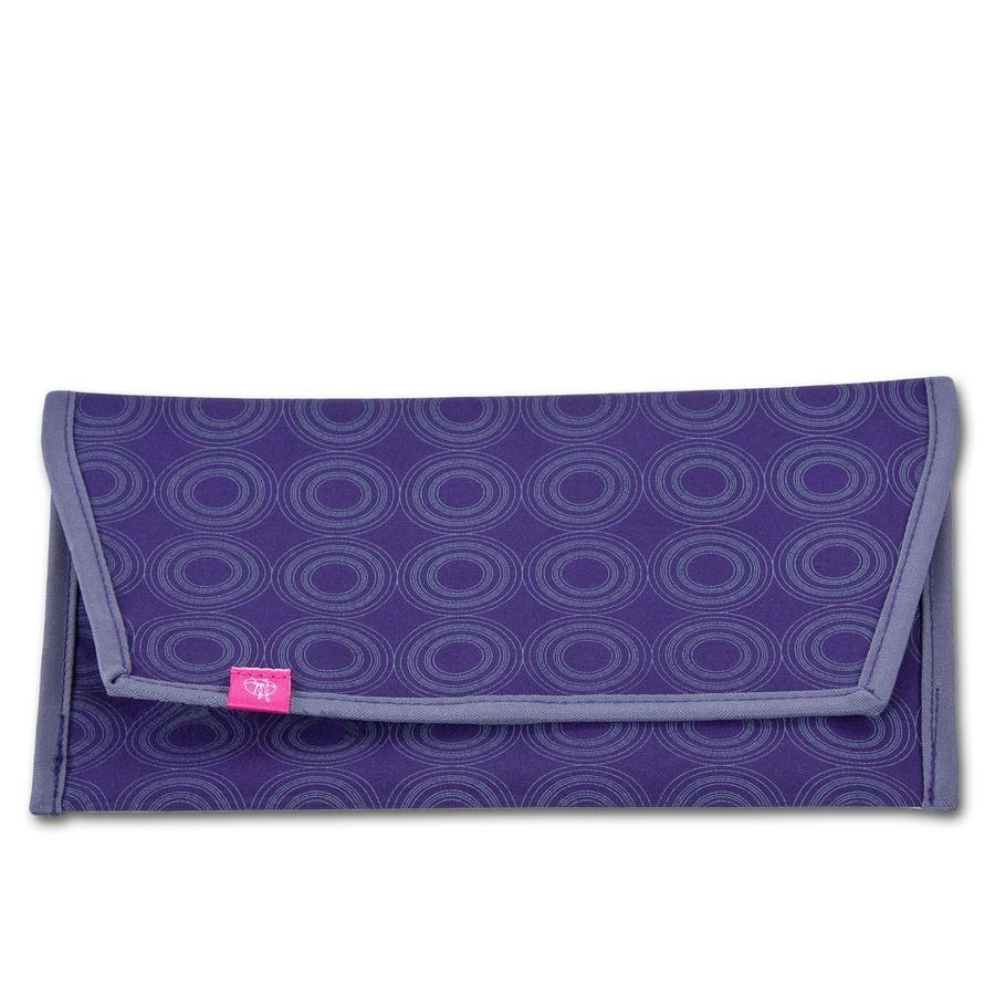 LÄSSIG Saszetka na pieluszki Casual Nappy Bag purple/ash