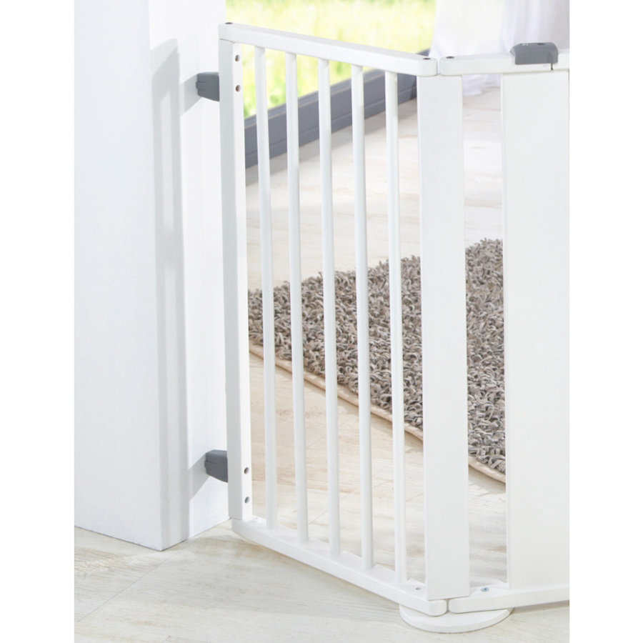 GEUTHER Extension for Configuration Gate 44 cm (2765) white