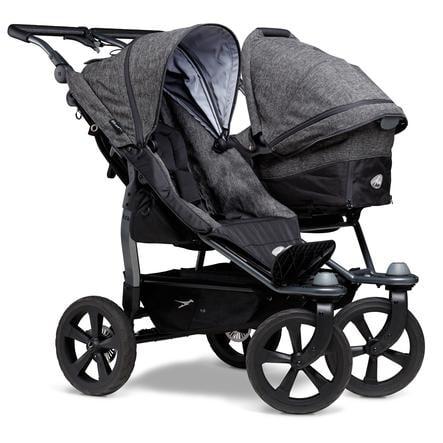 tfk Sibling Stroller Duo Ecco Premium Antracite
