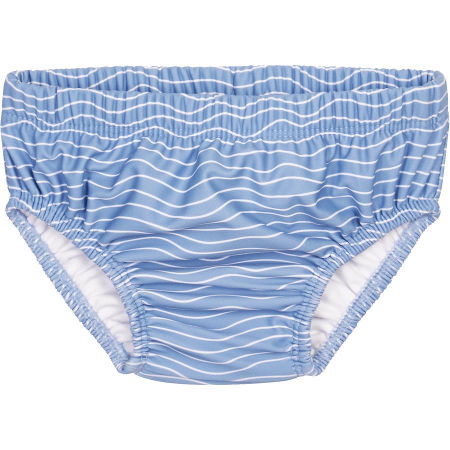 Playshoes UV-Schutz Windelbadehose Krebs blau-pink