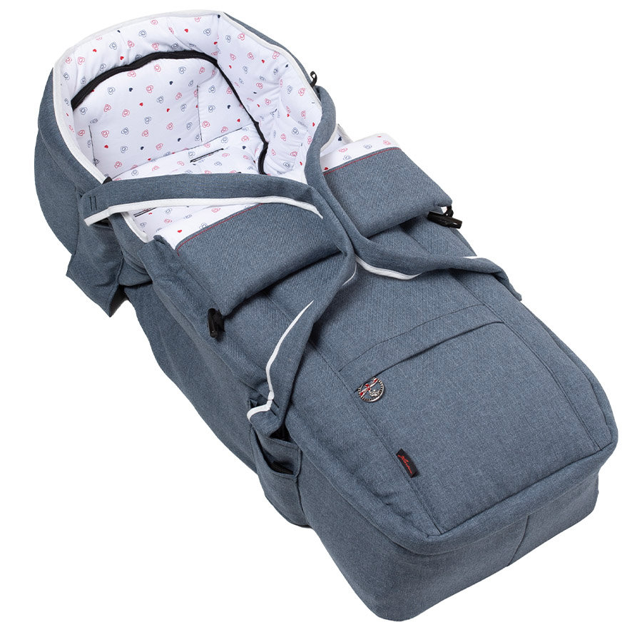 Hartan Softbag lovely denim (405)