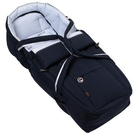 Hartan Soft taske marine striber (410)