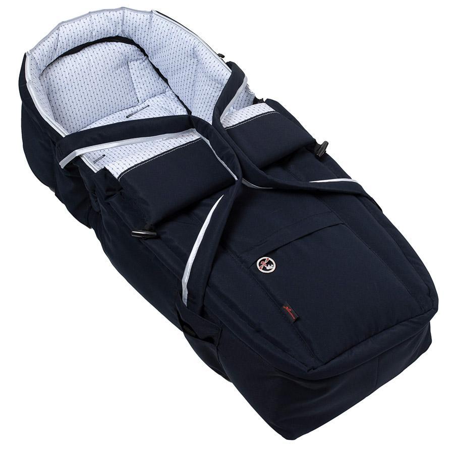 Hartan Soft bag marine stripes (410)