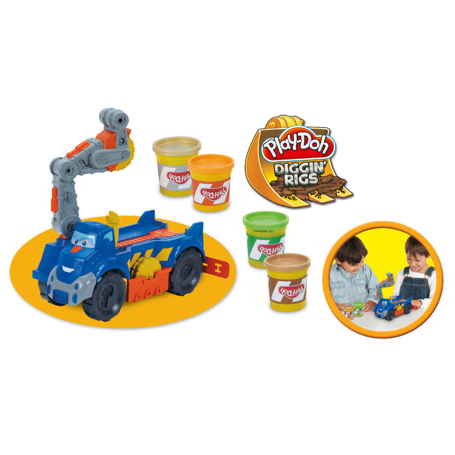 Play-Doh Party Buzz, der Sägeprofi
