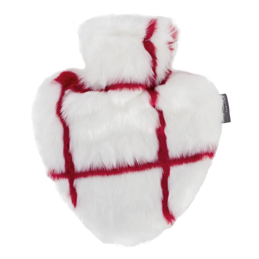 fashy Herzwärmflasche mit Bezug