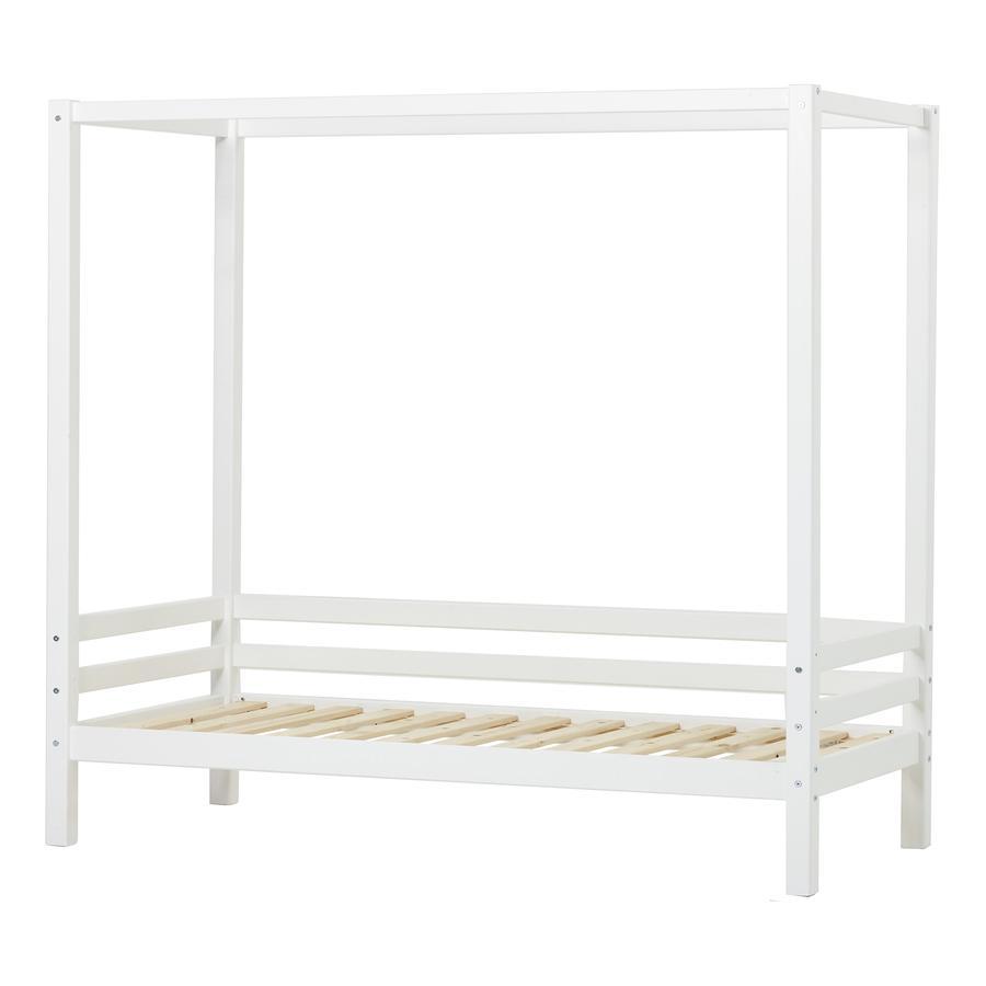 Hoppekids Himmelbett Basic weiß 90 x 200 cm
