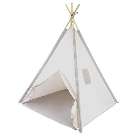 knorr® toys Tipi Indianerzelt grau