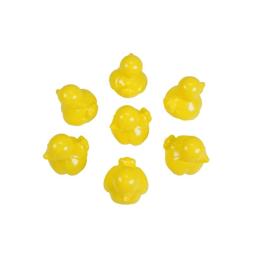 knorr® speelgoed badeendjes set 50 eendjes