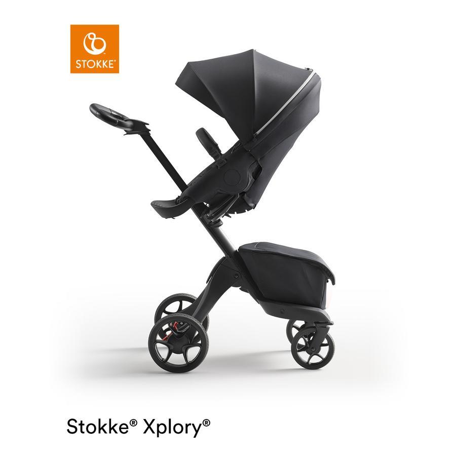 STOKKE® Kinderwagen Xplory® X Rich Black