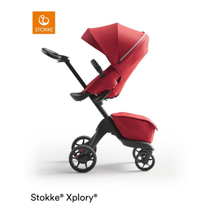 STOKKE® Kinderwagen Xplory® X Ruby Red