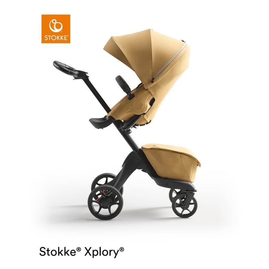 STOKKE® Kinderwagen Xplory® X Golden Yellow