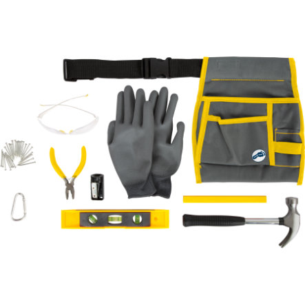 Small foot® Verktøyveske Profi med verktøy