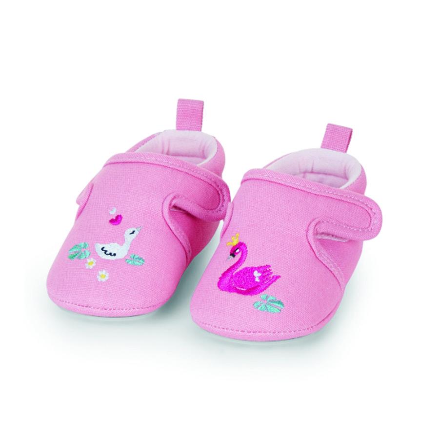 Sterntaler Baby-Krabbelschuh rosa