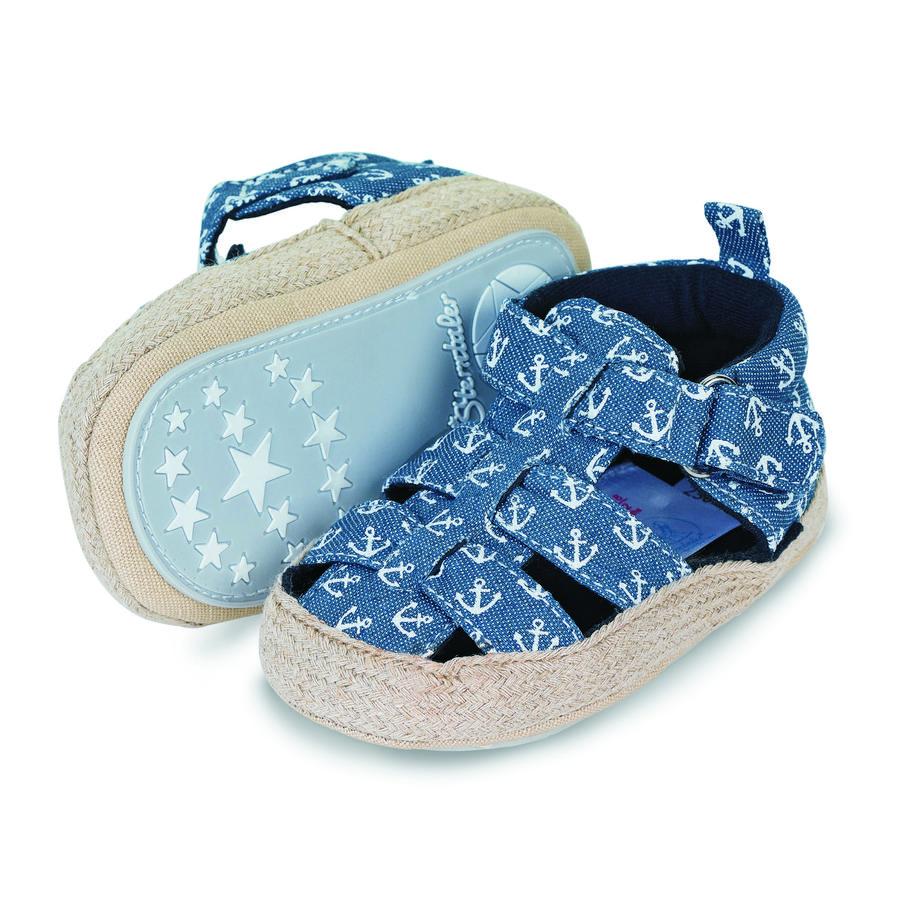 Sterntaler Baby-Sandale marine