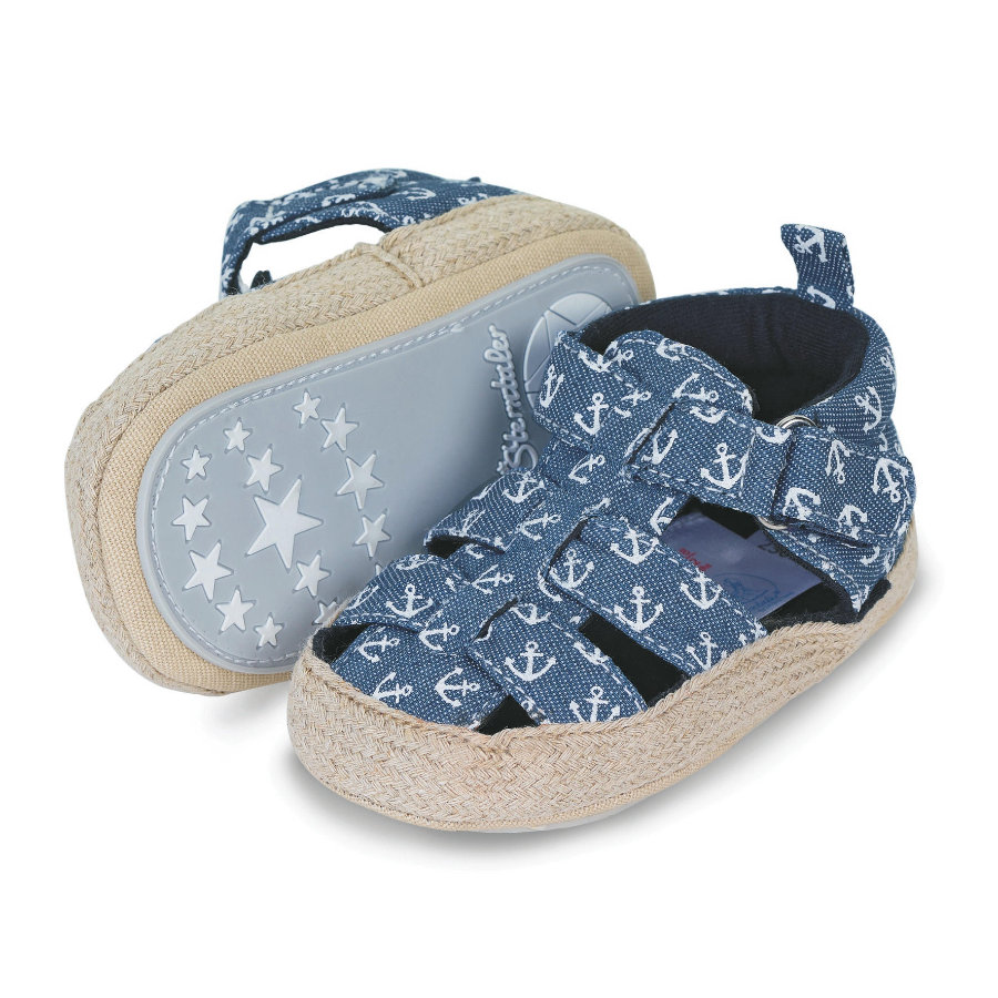 Sterntaler Baby- Sandaler marine