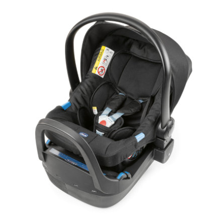 chicco Babyschale Kaily 0+ Black
