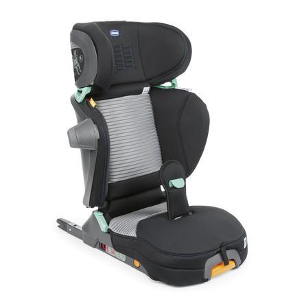 chicco Autostol Fold & Go i-Size Air Black Air