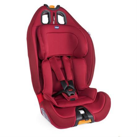 chicco Siège auto évolutif Gro-up gr.1/2/3 Red Passion