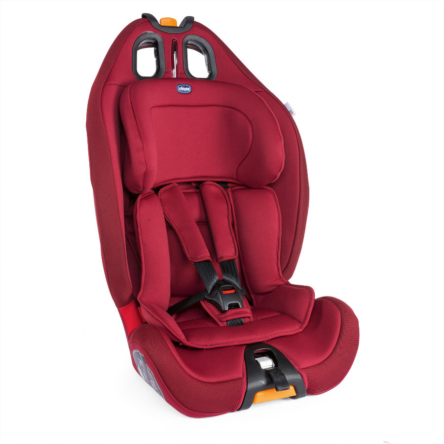 chicco Kindersitz Gro-up 123 Red Passion