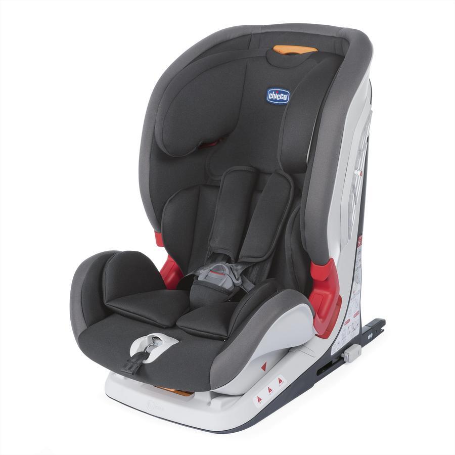 chicco Kindersitz Youniverse Fix Gr. 1/2/3 Jet Black