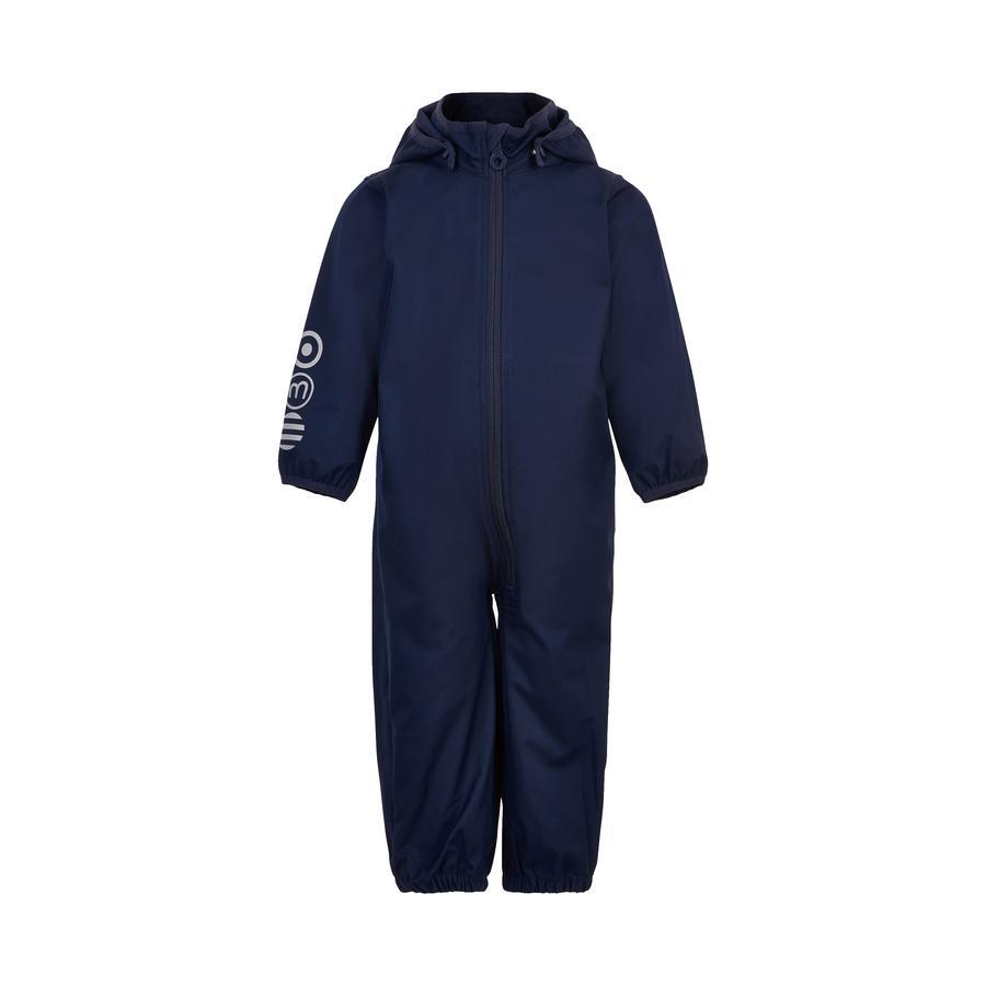 Minymo Softshell-dragt mørk marineblå