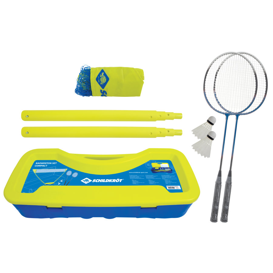 "Schildkröt Badminton Set ""Compact"""
