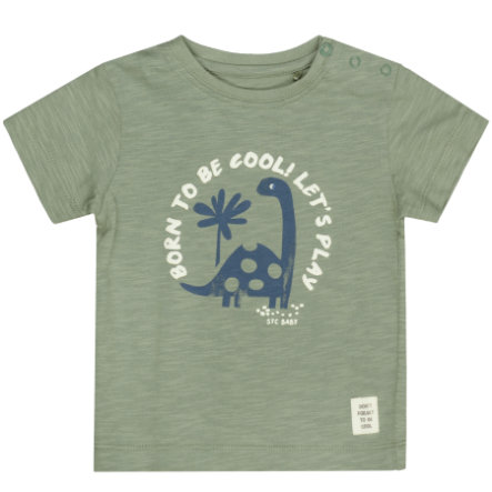 STACCATO T-Shirt soft olive