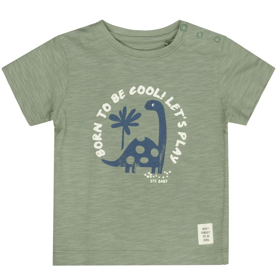 STACCATO  Camiseta suave olive