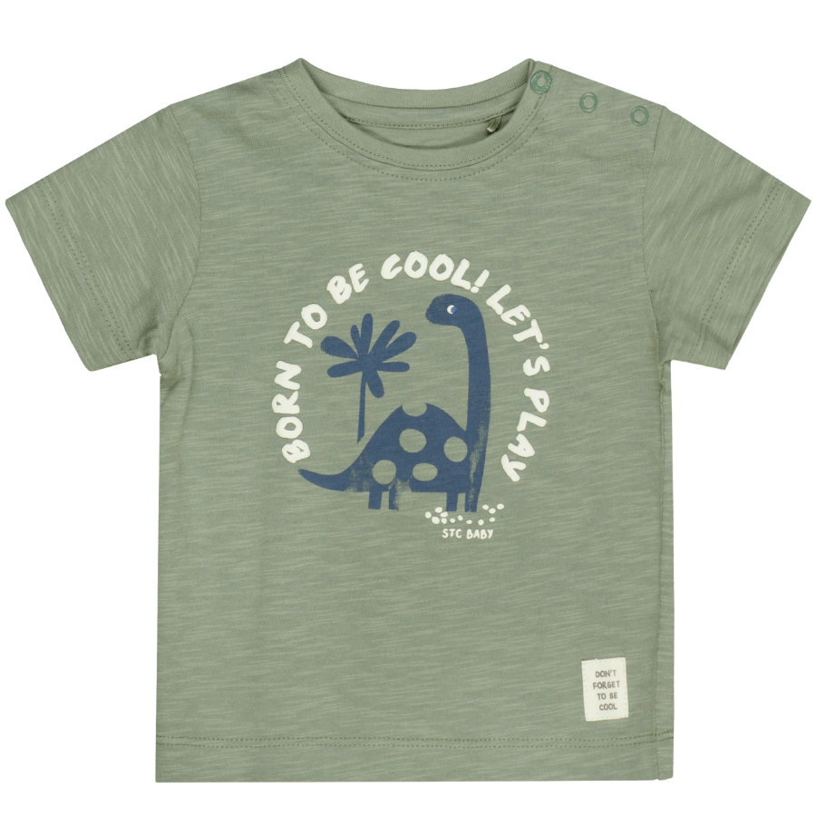STACCATO  T-shirt souple olive