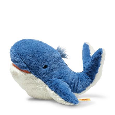 Steiff Soft Cuddly Friends Tory Blauwal, blau