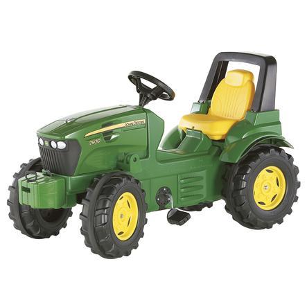 rolly®toys Tracteur à pédales enfant rollyFarmtrac John Deere 7930