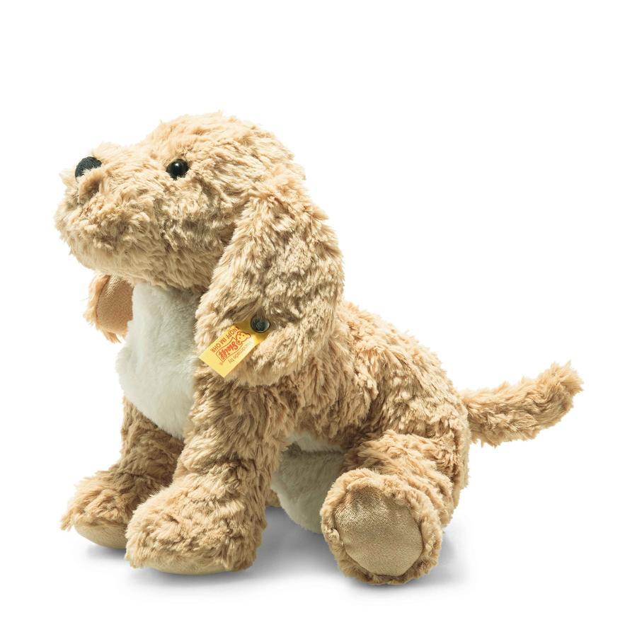 Steiff Soft Cuddly Friends Berno Golden scarabocchio beige, 26 cm