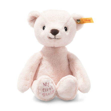 Steiff Soft Cuddly Friends My first Steiff Teddybär, rosa