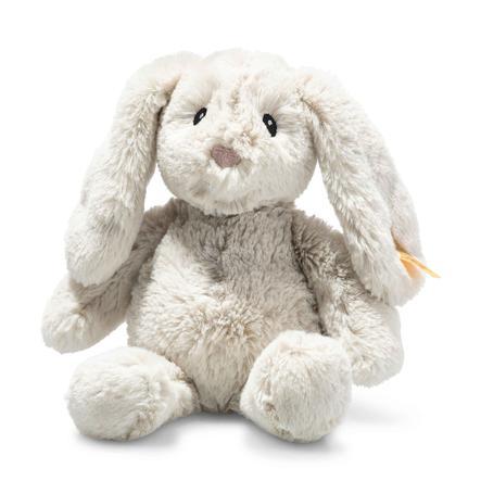 Steiff Soft Cuddly Friends Hoppie Hase 20 cm, hellgrau