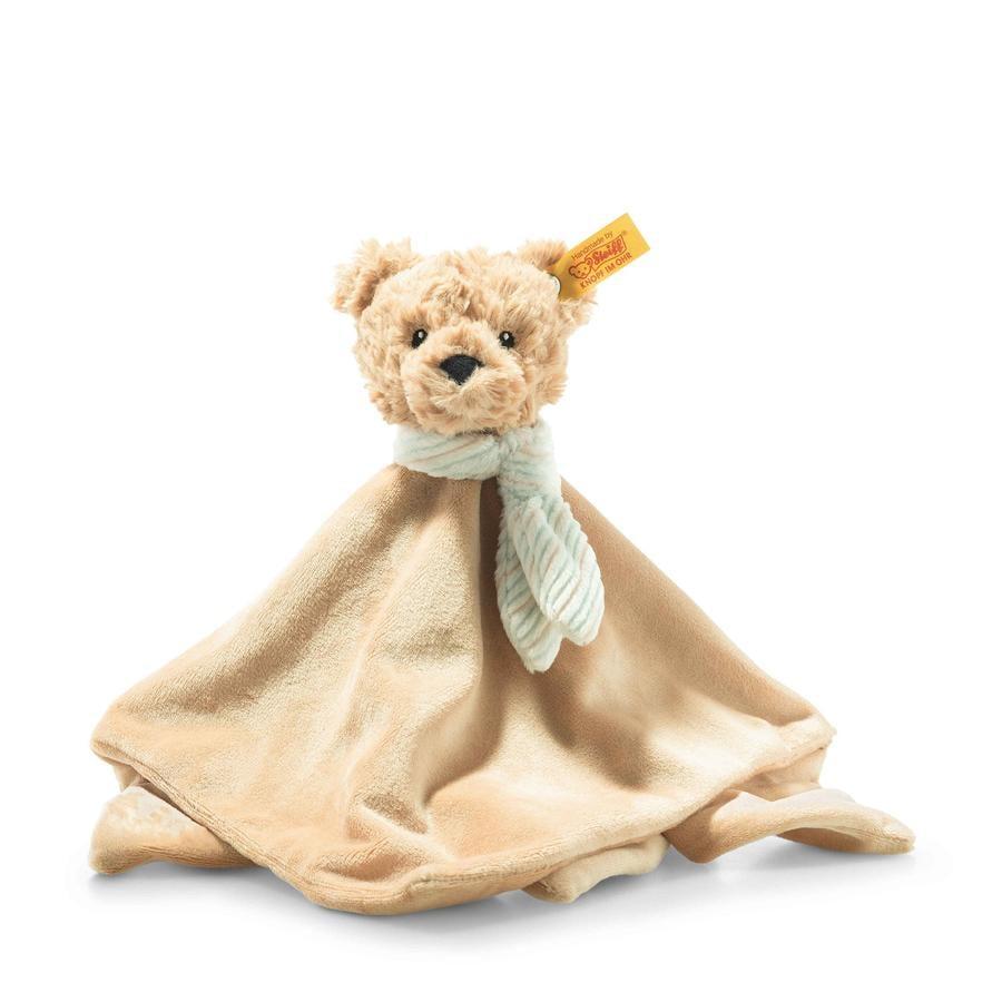 Steiff Soft Cuddly Friends Jimmy Teddy Bear cuddle cloth, beige