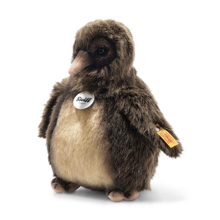 Steiff National Geographic Carl Zwergpinguin, braun meliert