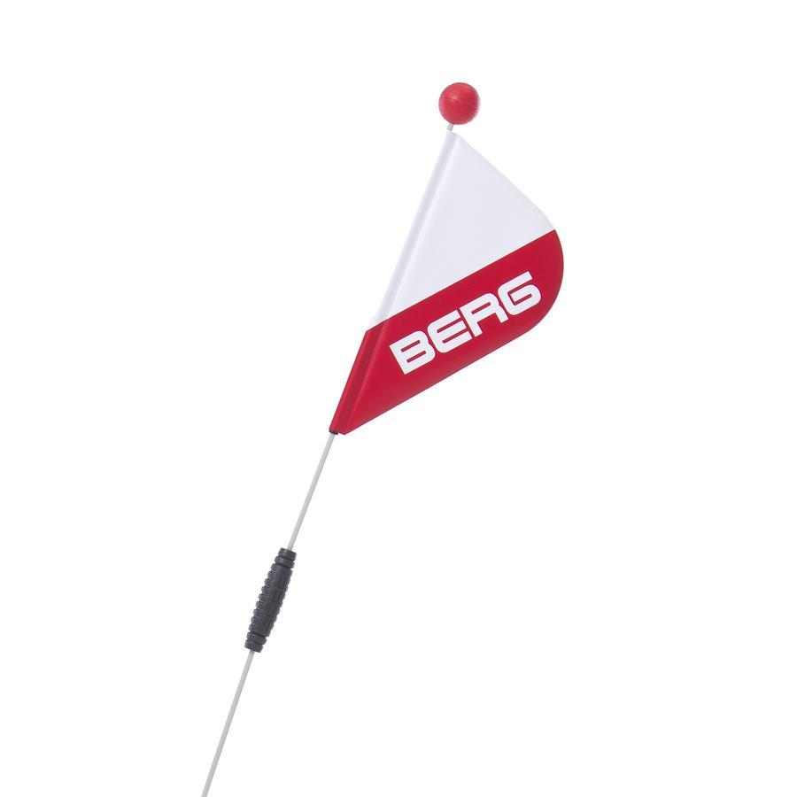 Bezpečnostní vlajka BERG Biky