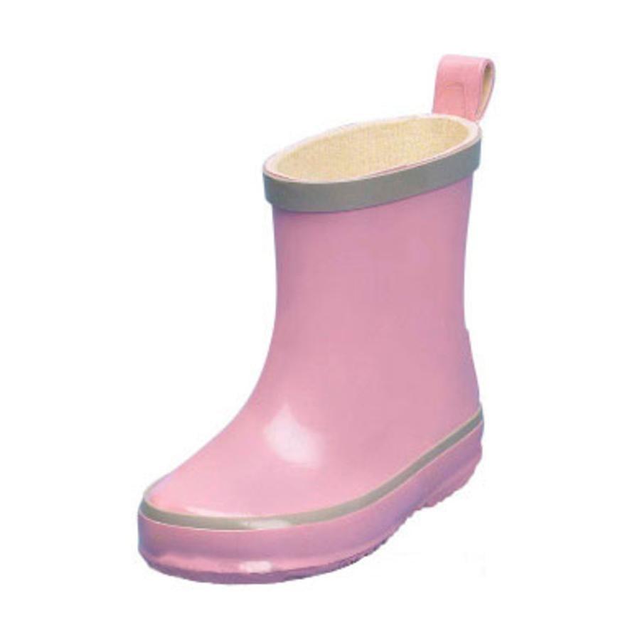 PLAYSHOES RUBBERLAARZEN laag roze PVC vrij