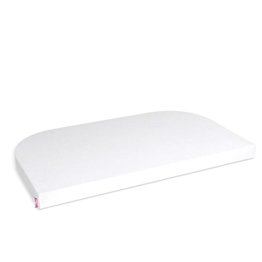 babybay ® Jersey monteret ark Deluxe med membran, der er velegnet til model Maxi, Midi, Boxspring og Comfort