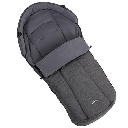 Hartan Fußsack für Sitzeinheit GTX grey hearts (400)