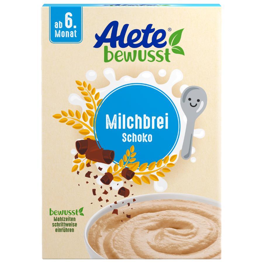 Alete Milchbrei Schoko 400 g ab dem 6. Monat