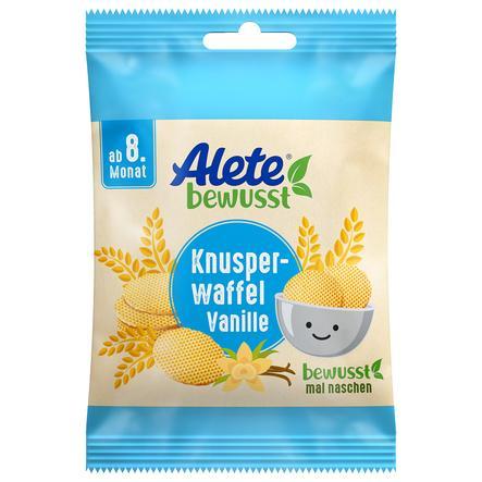 Alete Knusperwaffel Vanille 6 g ab dem 8. Monat
