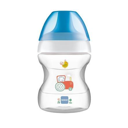 MAM Trinklernflasche Learn to Drink Cup 190 ml, Traktor