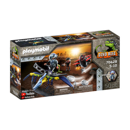 PLAYMOBIL ® Dino Rise Pteranodon: Attack from the Air 70628