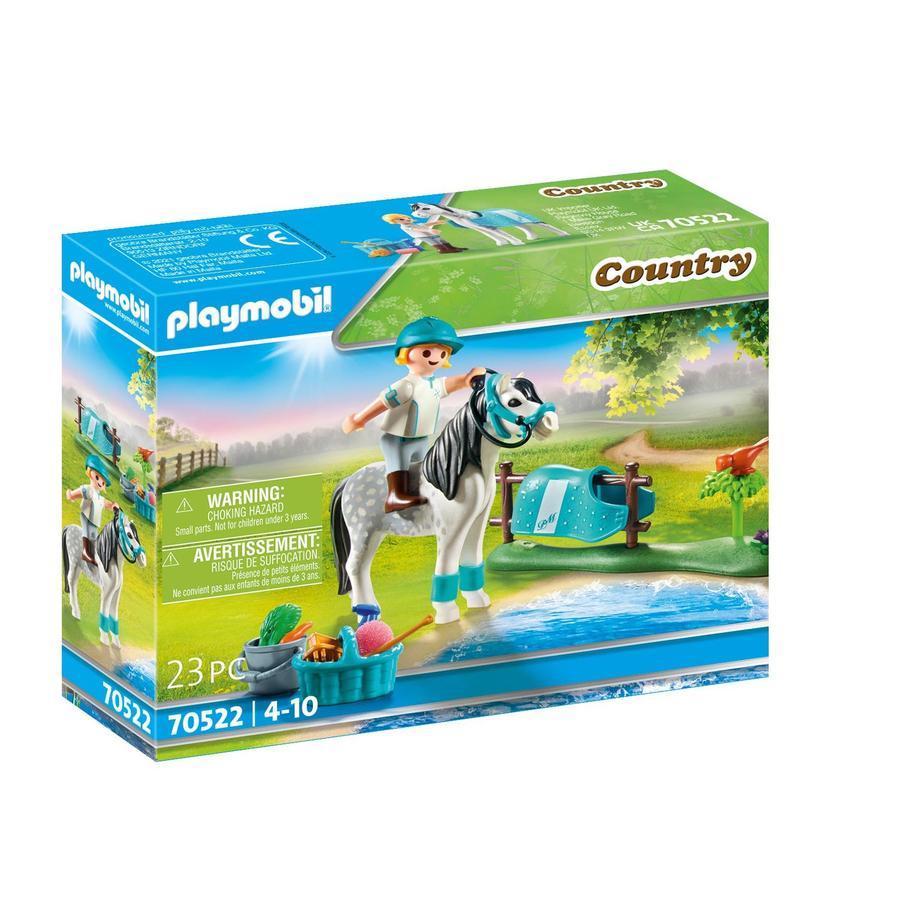 "PLAYMOBIL® Country Sammelpony ""Classic"" 70522"