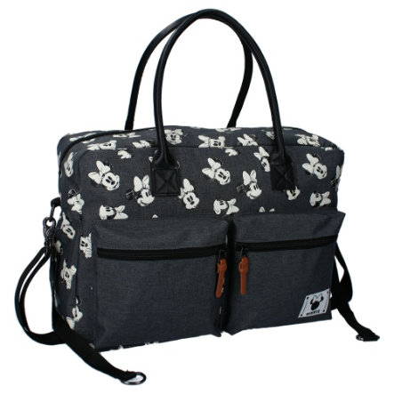 Kidzroom Sac à langer Minnie Mouse Better Care Grey