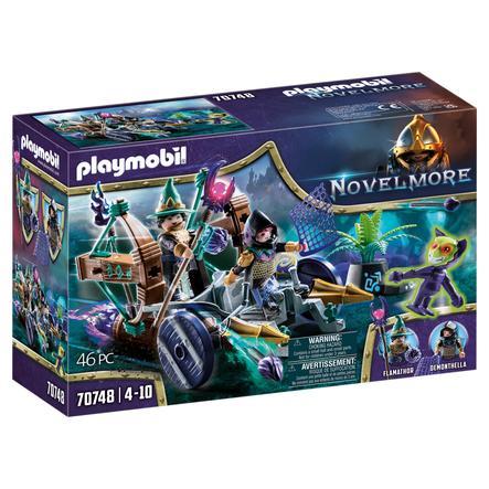 PLAYMOBIL ® Novelmore Violet Vale - Demon Catching Cart 70748